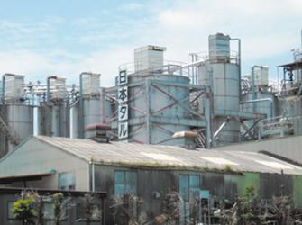 勝田工場(食品添加物認可工場)