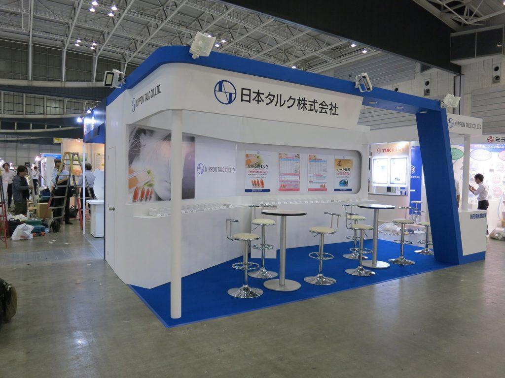 CITE JAPAN 2017 第8回化粧品産業技術展(2)